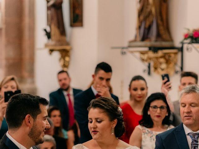 La boda de Emilio y Rocío en Puebla Del Principe, Ciudad Real 112
