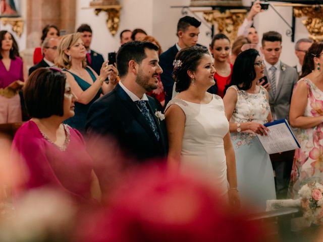La boda de Emilio y Rocío en Puebla Del Principe, Ciudad Real 114