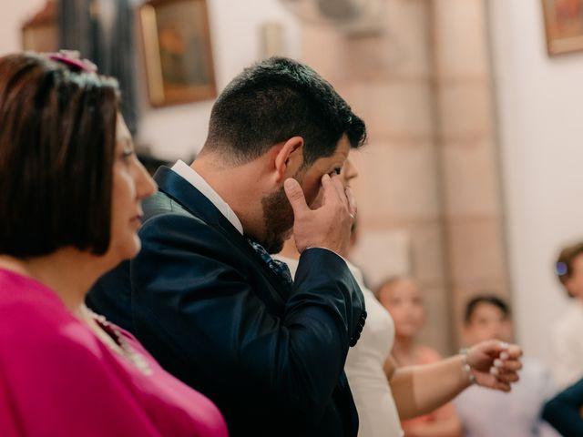 La boda de Emilio y Rocío en Puebla Del Principe, Ciudad Real 115