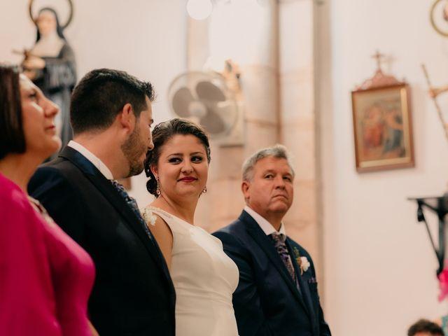 La boda de Emilio y Rocío en Puebla Del Principe, Ciudad Real 116