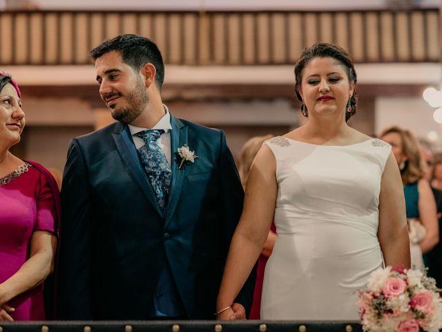 La boda de Emilio y Rocío en Puebla Del Principe, Ciudad Real 117