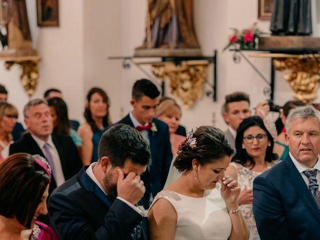La boda de Emilio y Rocío en Puebla Del Principe, Ciudad Real 119