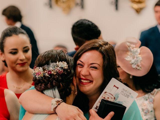 La boda de Emilio y Rocío en Puebla Del Principe, Ciudad Real 120