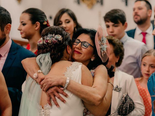 La boda de Emilio y Rocío en Puebla Del Principe, Ciudad Real 1