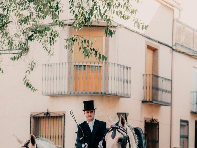 La boda de Emilio y Rocío en Puebla Del Principe, Ciudad Real 126