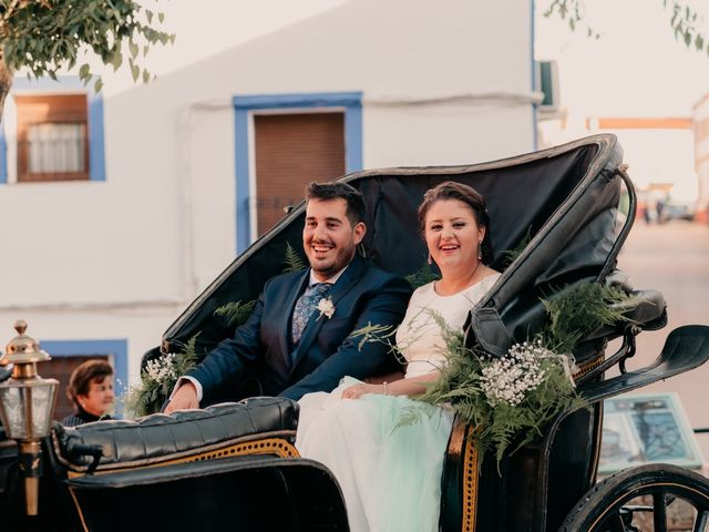 La boda de Emilio y Rocío en Puebla Del Principe, Ciudad Real 127