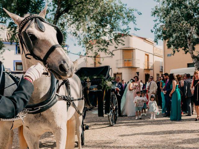 La boda de Emilio y Rocío en Puebla Del Principe, Ciudad Real 133