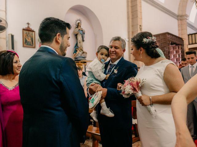 La boda de Emilio y Rocío en Puebla Del Principe, Ciudad Real 134