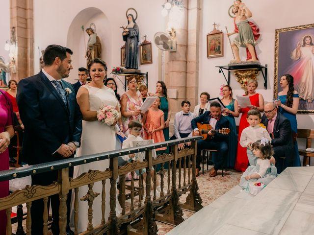 La boda de Emilio y Rocío en Puebla Del Principe, Ciudad Real 135