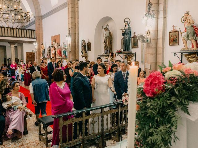 La boda de Emilio y Rocío en Puebla Del Principe, Ciudad Real 137