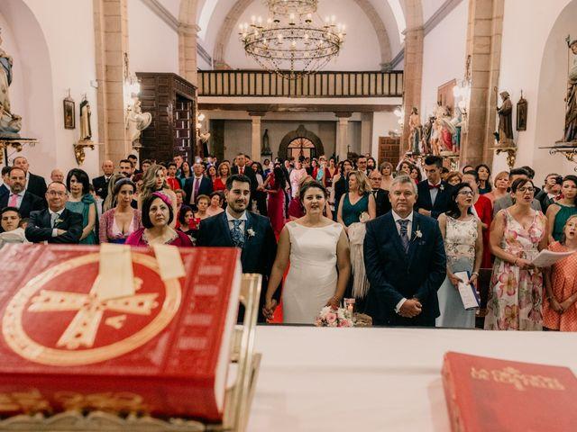 La boda de Emilio y Rocío en Puebla Del Principe, Ciudad Real 138