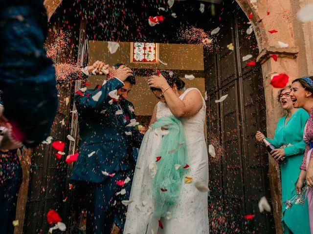 La boda de Emilio y Rocío en Puebla Del Principe, Ciudad Real 140