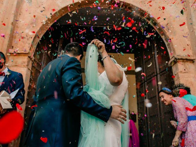 La boda de Emilio y Rocío en Puebla Del Principe, Ciudad Real 141