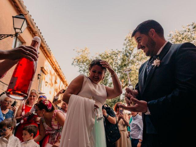La boda de Rocío y Emilio