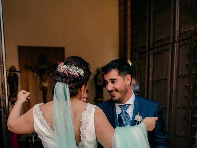 La boda de Emilio y Rocío en Puebla Del Principe, Ciudad Real 142