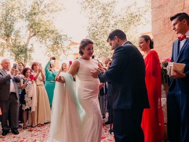 La boda de Emilio y Rocío en Puebla Del Principe, Ciudad Real 144