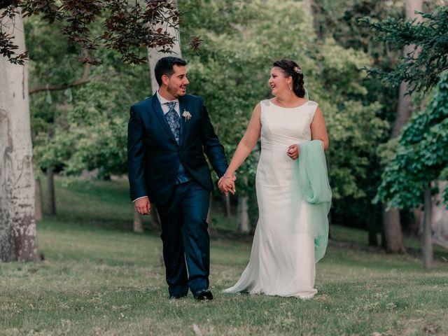 La boda de Emilio y Rocío en Puebla Del Principe, Ciudad Real 151
