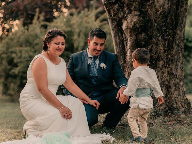 La boda de Emilio y Rocío en Puebla Del Principe, Ciudad Real 153