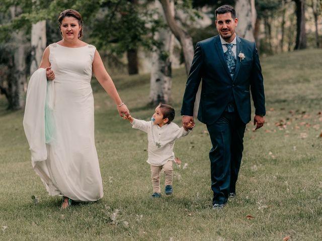 La boda de Emilio y Rocío en Puebla Del Principe, Ciudad Real 154