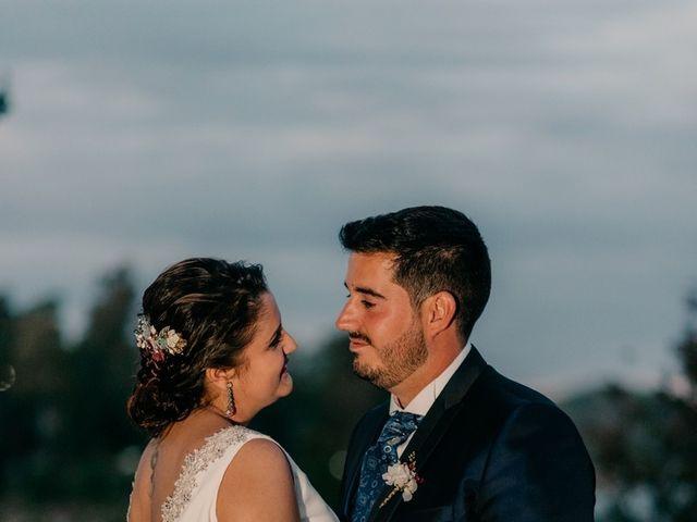 La boda de Emilio y Rocío en Puebla Del Principe, Ciudad Real 156