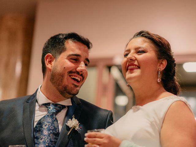 La boda de Emilio y Rocío en Puebla Del Principe, Ciudad Real 162