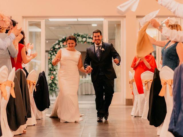 La boda de Emilio y Rocío en Puebla Del Principe, Ciudad Real 166