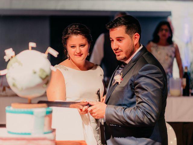La boda de Emilio y Rocío en Puebla Del Principe, Ciudad Real 171