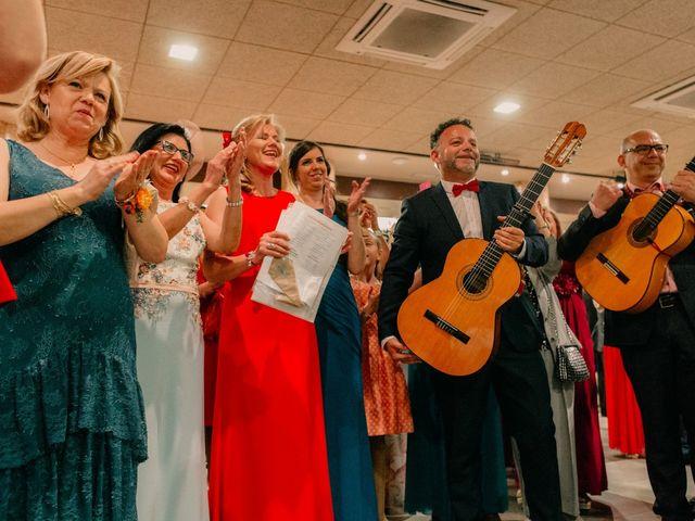 La boda de Emilio y Rocío en Puebla Del Principe, Ciudad Real 174