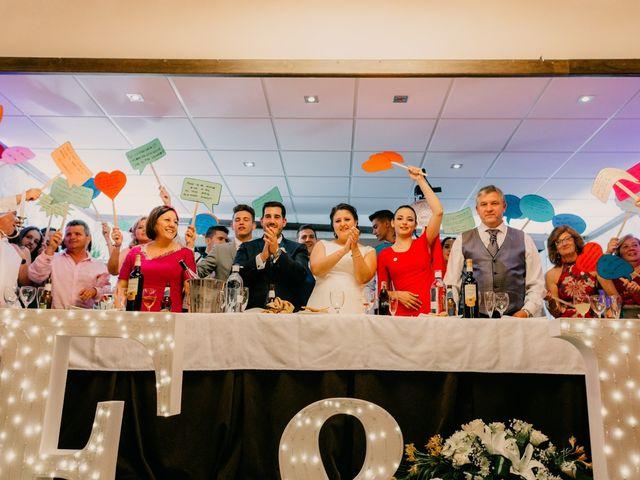 La boda de Emilio y Rocío en Puebla Del Principe, Ciudad Real 177