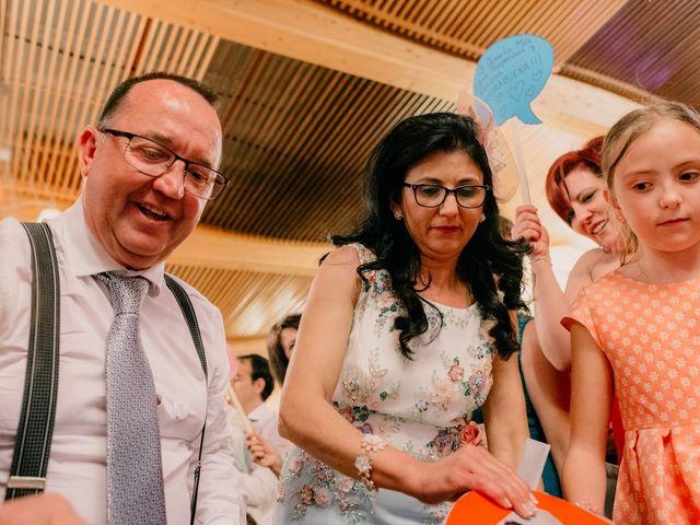 La boda de Emilio y Rocío en Puebla Del Principe, Ciudad Real 179