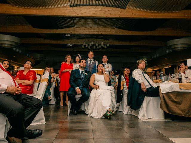 La boda de Emilio y Rocío en Puebla Del Principe, Ciudad Real 182