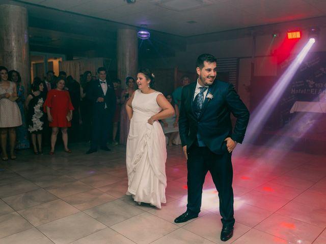 La boda de Emilio y Rocío en Puebla Del Principe, Ciudad Real 203