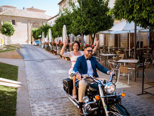La boda de Juan y Luisa en Baeza, Jaén 16