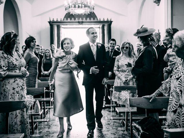 La boda de Andrés y Asun en El Rourell, Tarragona 63