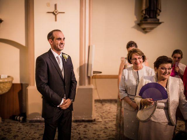 La boda de Andrés y Asun en El Rourell, Tarragona 65