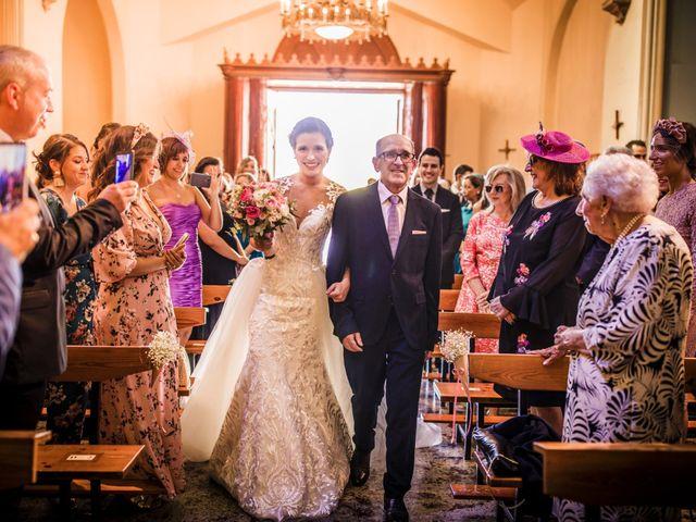 La boda de Andrés y Asun en El Rourell, Tarragona 68