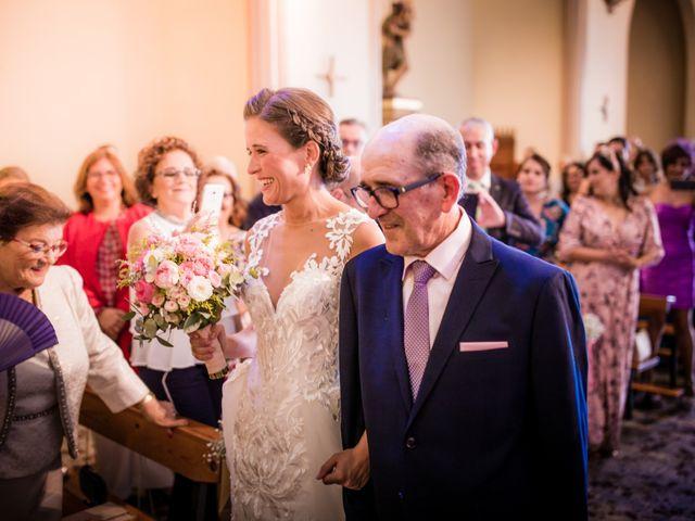 La boda de Andrés y Asun en El Rourell, Tarragona 69