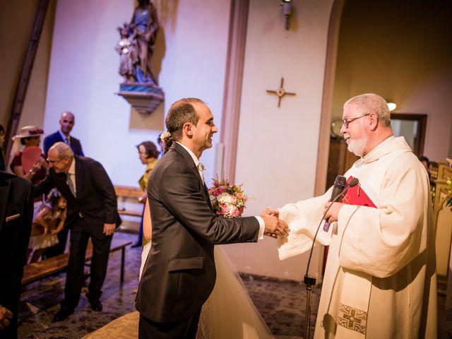 La boda de Andrés y Asun en El Rourell, Tarragona 71