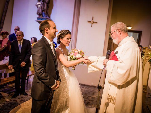 La boda de Andrés y Asun en El Rourell, Tarragona 72