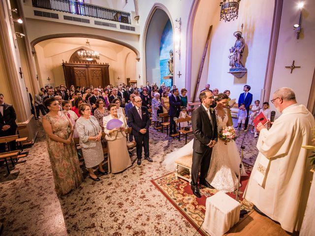 La boda de Andrés y Asun en El Rourell, Tarragona 73