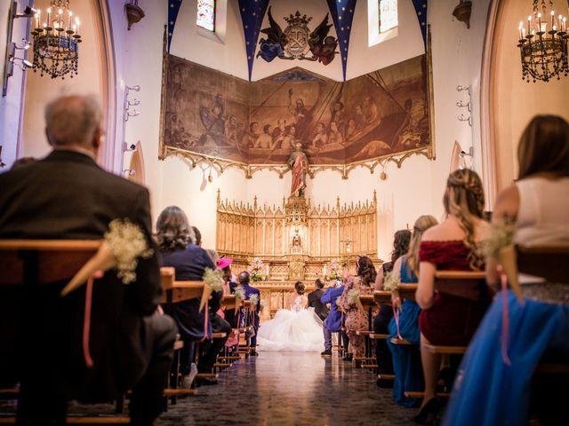 La boda de Andrés y Asun en El Rourell, Tarragona 74