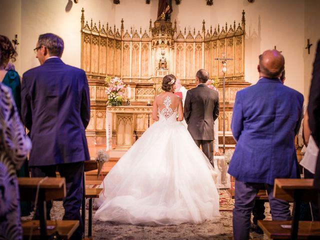 La boda de Andrés y Asun en El Rourell, Tarragona 75