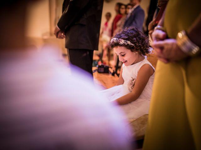 La boda de Andrés y Asun en El Rourell, Tarragona 77