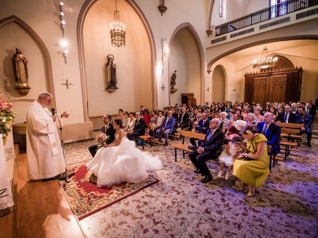 La boda de Andrés y Asun en El Rourell, Tarragona 79