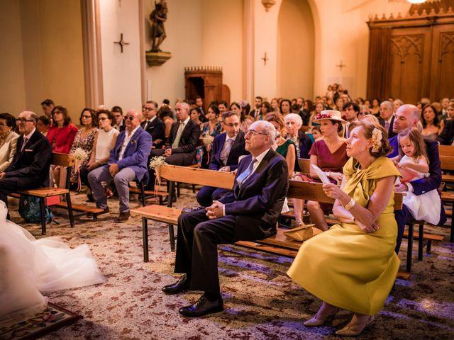 La boda de Andrés y Asun en El Rourell, Tarragona 81