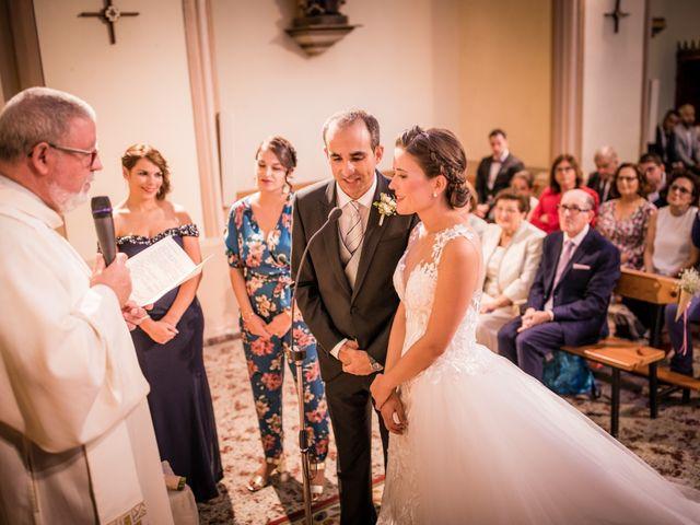 La boda de Andrés y Asun en El Rourell, Tarragona 83