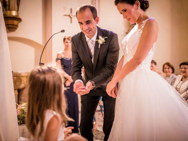 La boda de Andrés y Asun en El Rourell, Tarragona 90