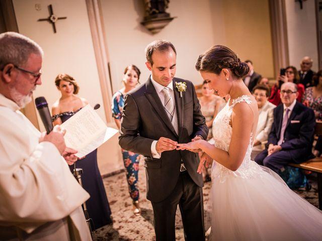 La boda de Andrés y Asun en El Rourell, Tarragona 91
