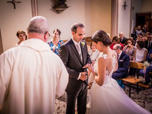 La boda de Andrés y Asun en El Rourell, Tarragona 92