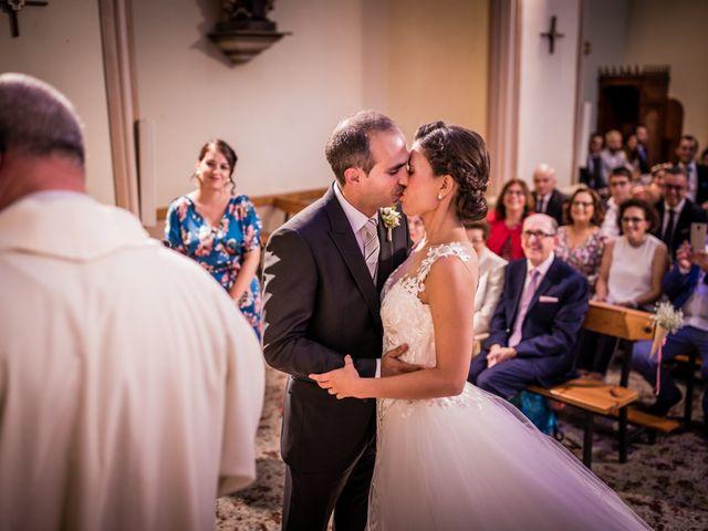 La boda de Andrés y Asun en El Rourell, Tarragona 93